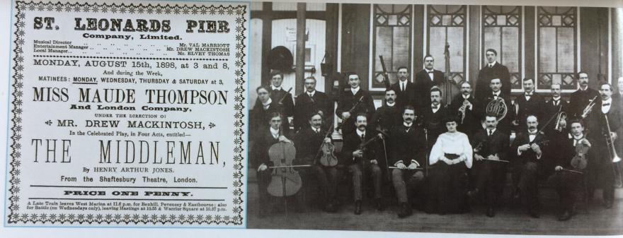 SL 1904 entertainments